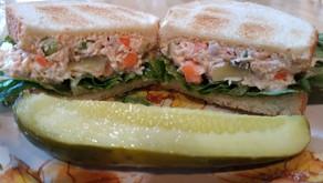 V's Chicken Salad Sandwich