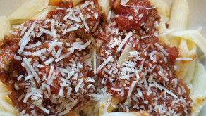 Slow cooker meat lovers pasta sauce