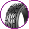 nexen solidpro allprohp pob press-on solidtire solidtyre resiliant solid tire solid tyre
