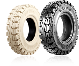 nexen solidpro solidtire solidtyre resiliant solid tire solid tyre MTP