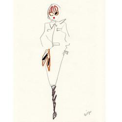 style  #illustration #fashion #fashionil
