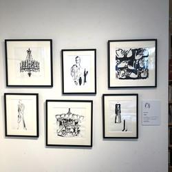 """solo exhibition """"MOOD"""""""