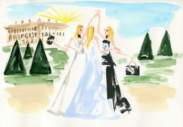 'Secret Garden III - Versailles'