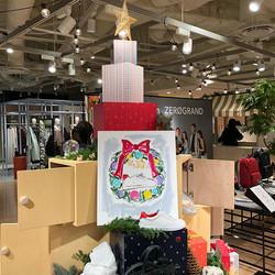 コール ハーン 阪神梅田本店 ポップアップストアイベント