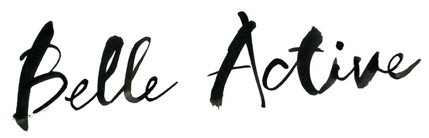 Belle Active logo