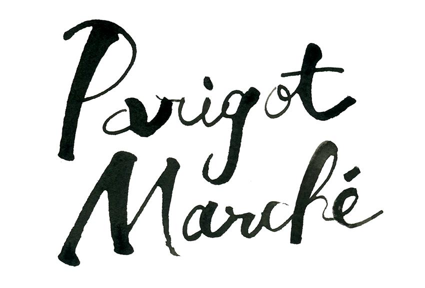 Parigot Marche logo