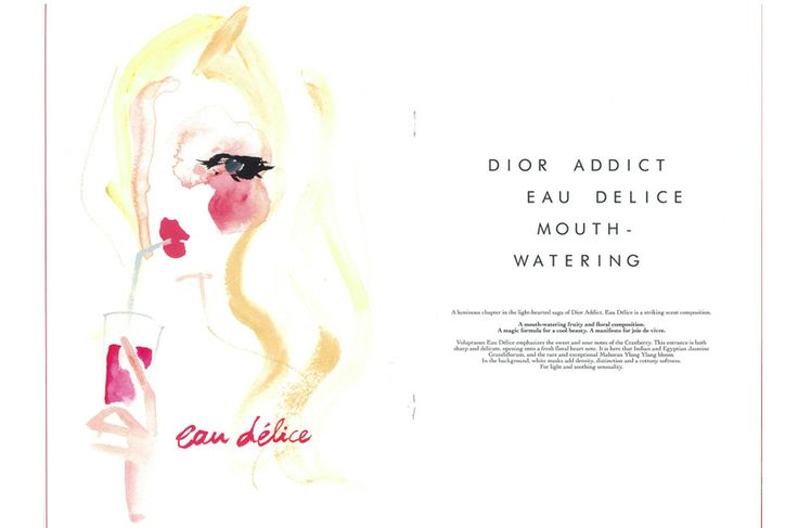 """Dior Addict """"eau delice"""""""