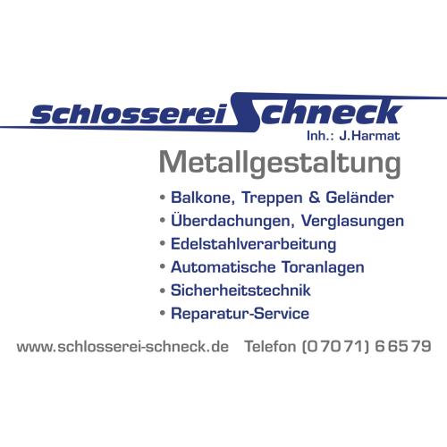Schlosserei Schneck