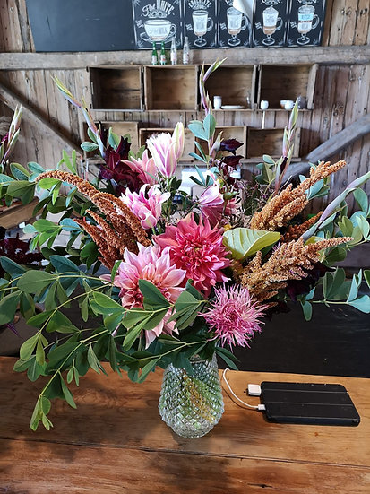 Abonnement Bouquet 15 semaines