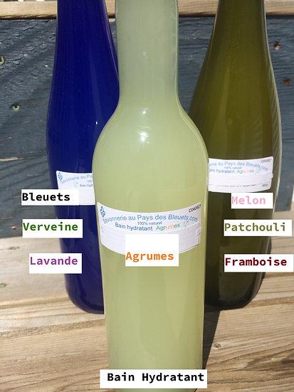 Bains hydratants