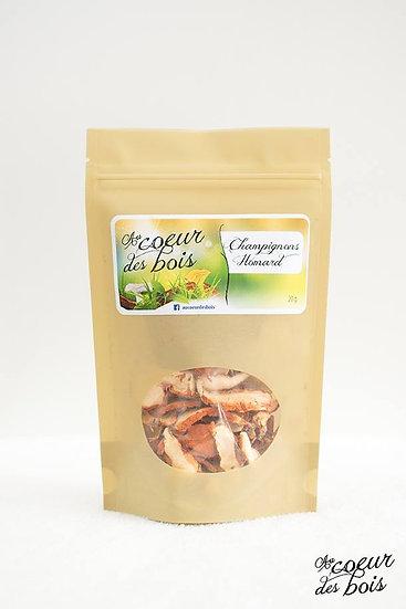 Champignon homard séché