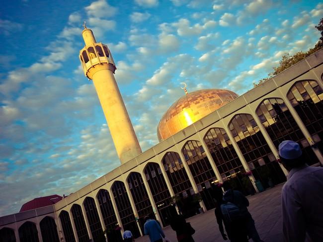Regents park Masjid3