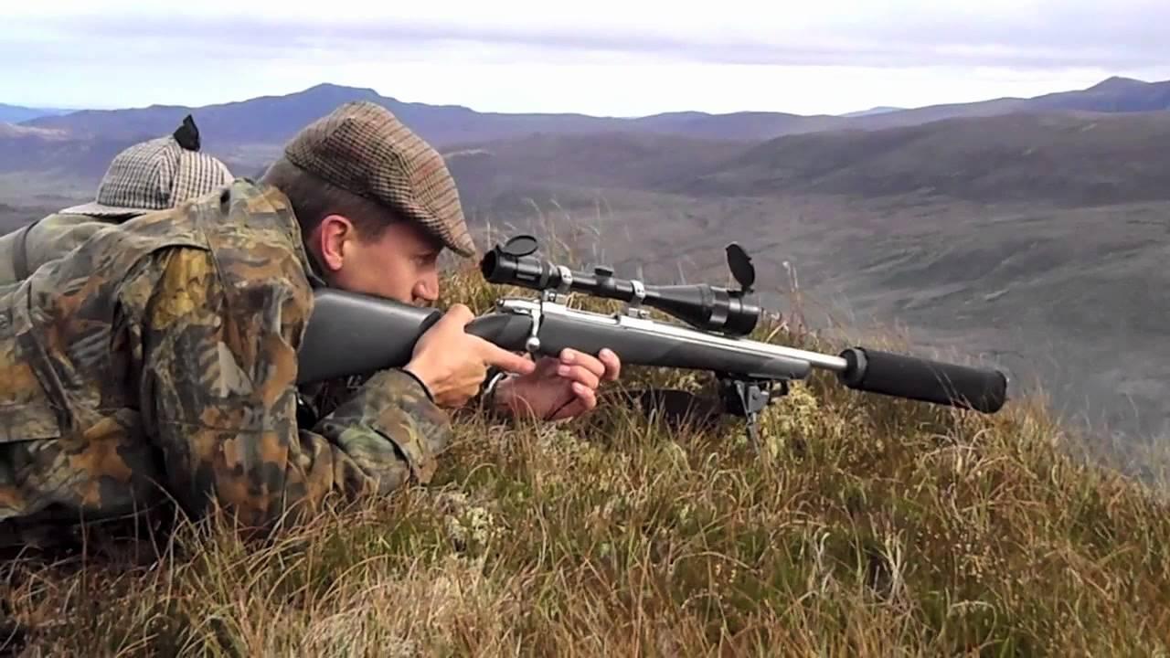 hunting scotland
