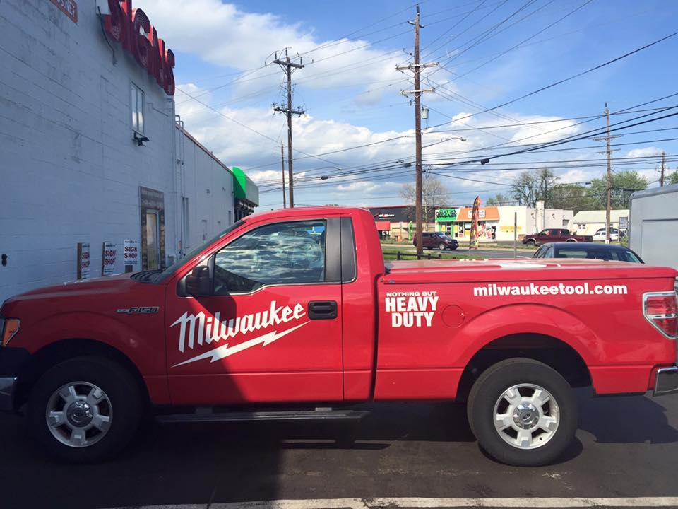 Car lettering | Signs in Rockville