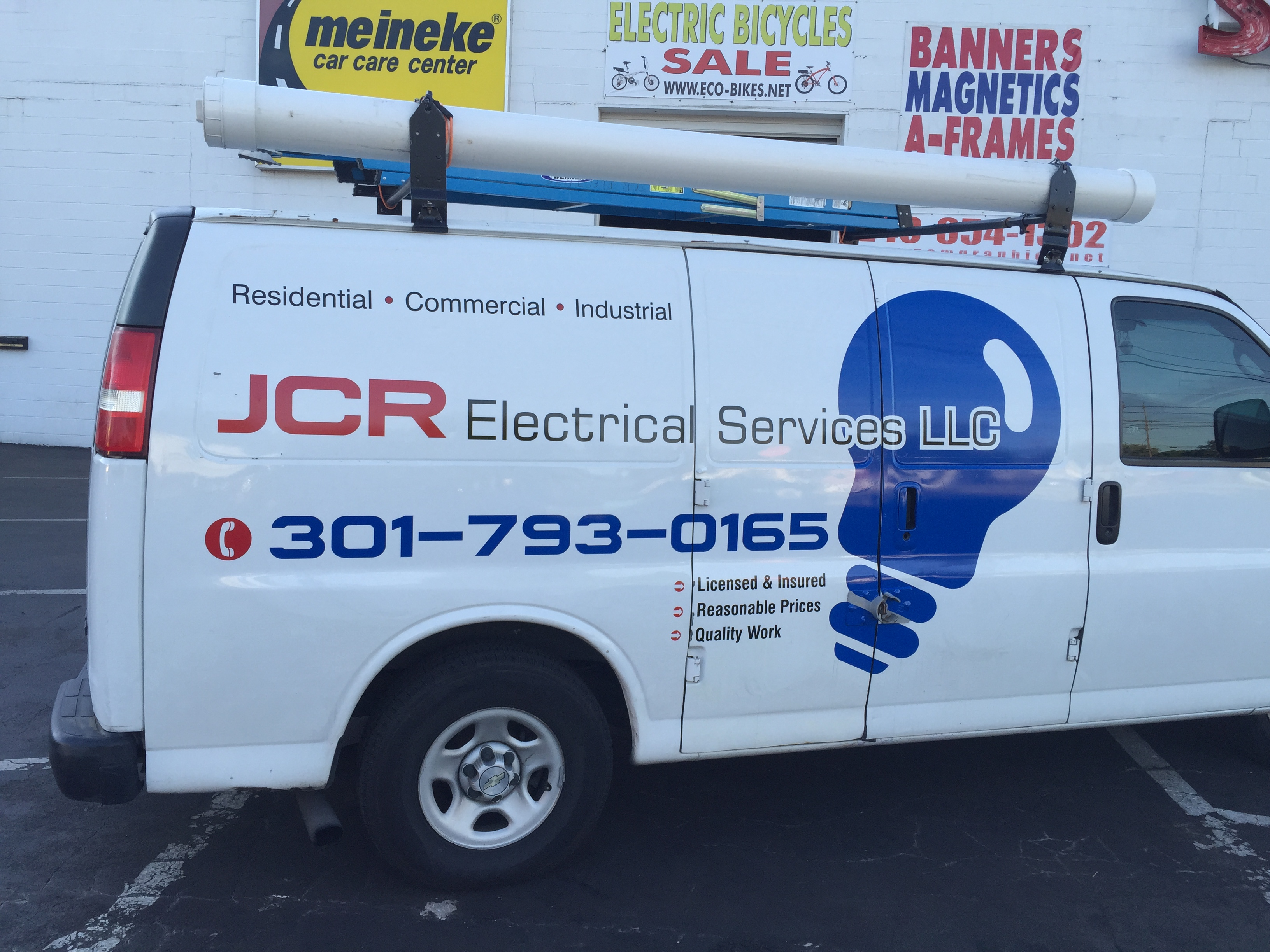 vehicle lettering | Signs in Rockvil