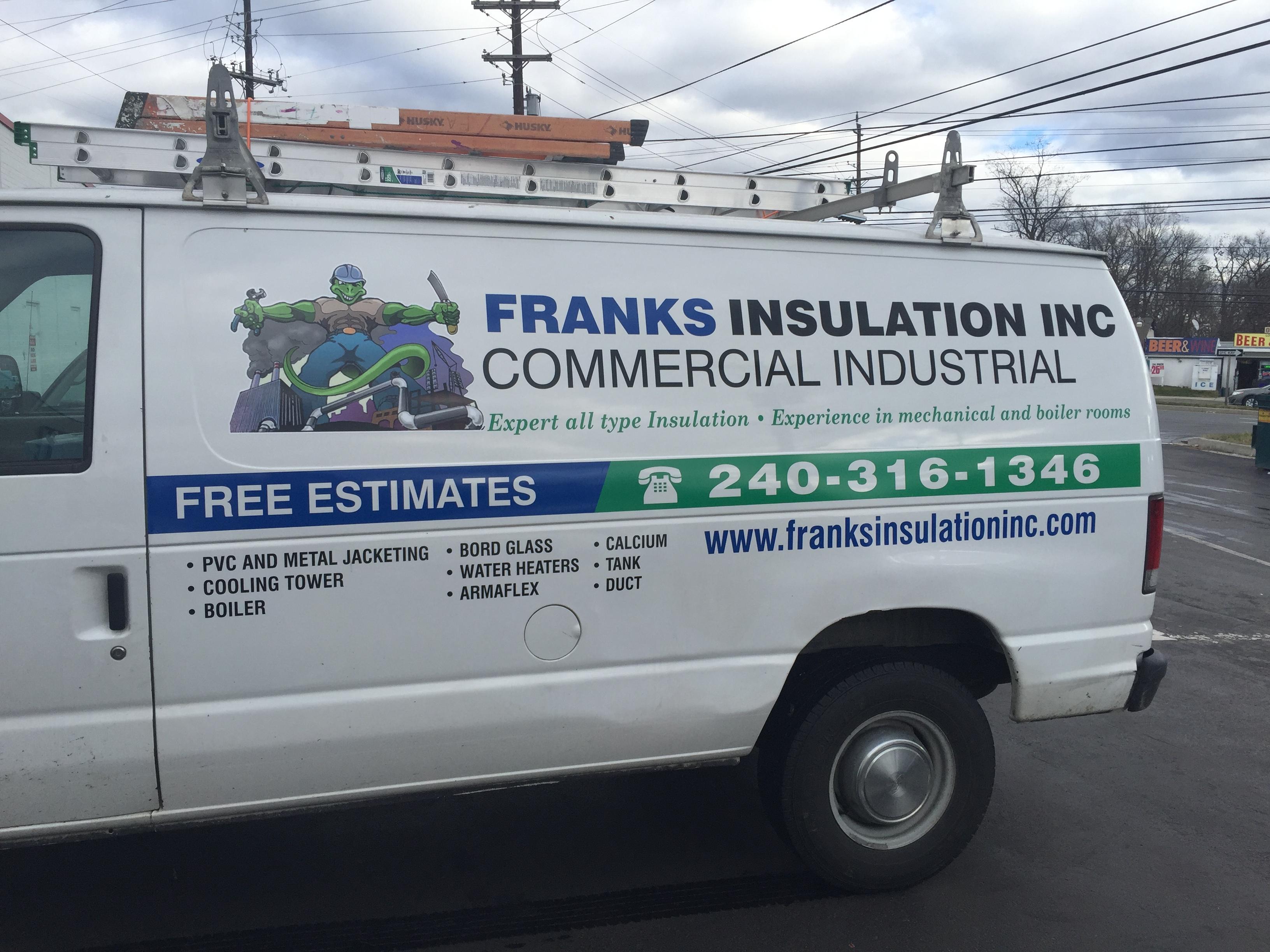van lettering | Signs in Rockville
