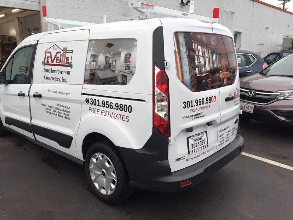 Vehicle graphics | Signs in Rockvill