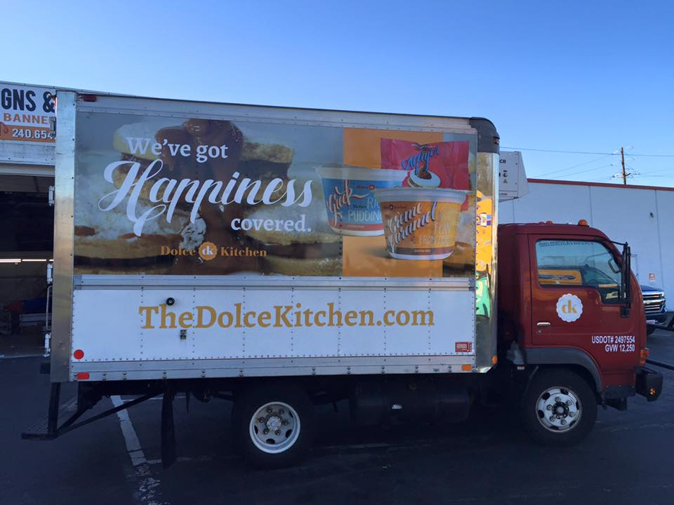 Truck wrap | Signs in Rockville