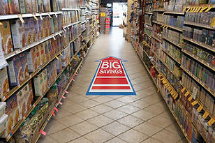 Floor sign | Signs in Rockville