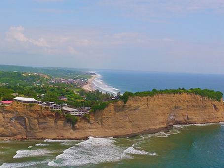 Learn Spanish & Surf In One Of Most Beautiful Beaches In Ecuador