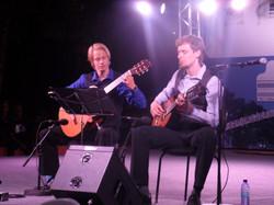 Concert in Domingos Martins, Brazil