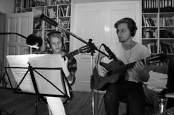 Recording in Berlin 2012