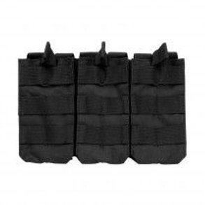 VISM® by NcSTAR® AR TRIPLE MAG POUCH/BLACK