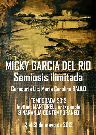 1-MICKY GARCIA DEL RIO Postal frente-001