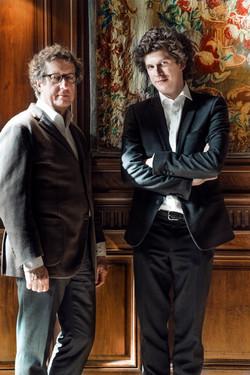 Dominique & Emile Vachon