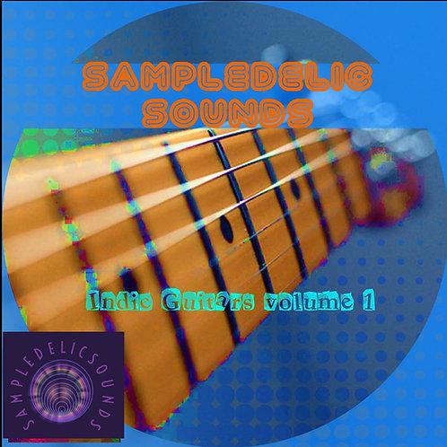 Indie Dance Guitars Vol 1