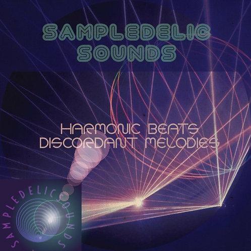 Harmonic Beats Discordant Melodies
