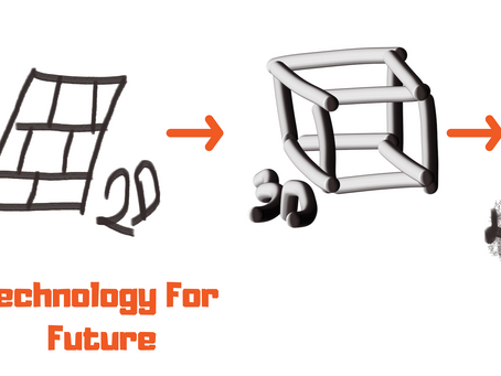 4D Printing: A Technology of Future!