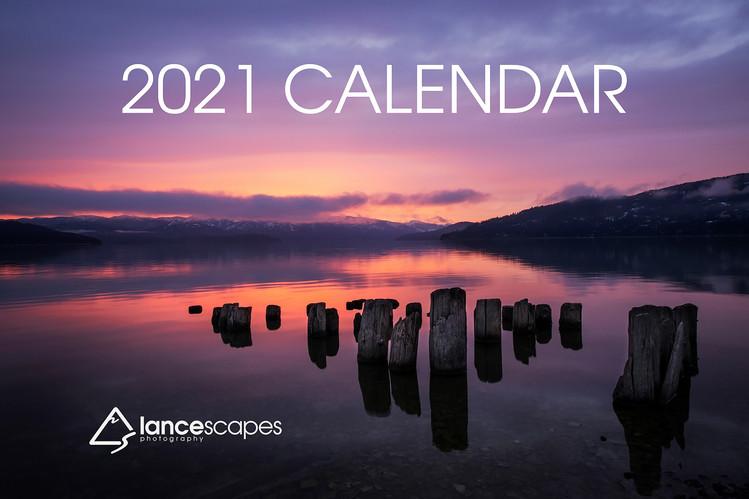2020 Calendar Cover