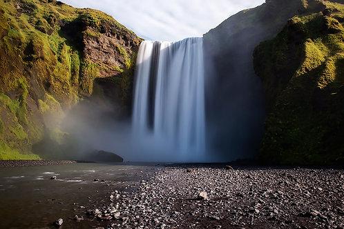 Skogafoss in Iceland