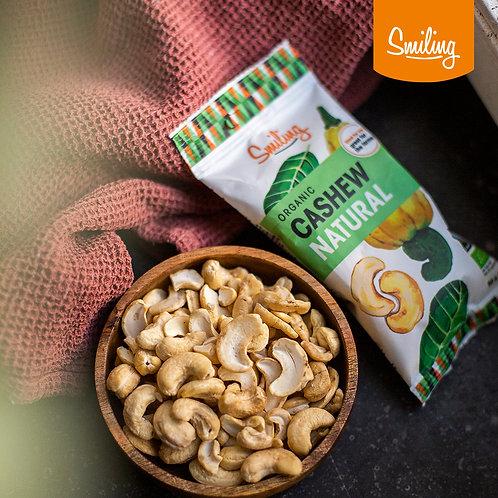 Cashew naturell Hel låda (20 påsar)