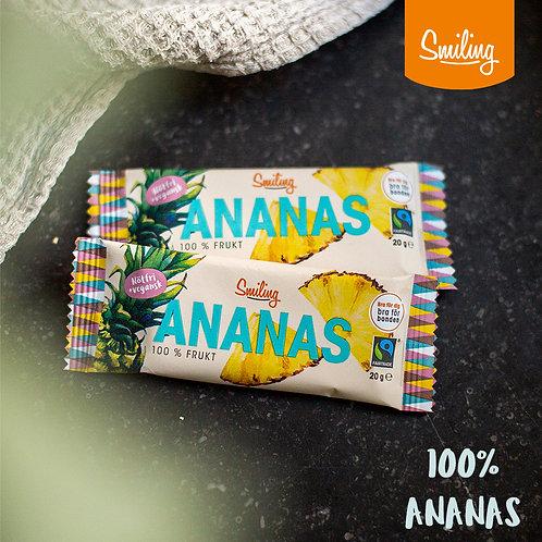 Fruktbar Ananas Hel låda (20 st)