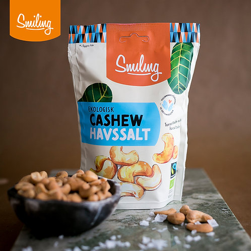 Cashew havssalt 160 g