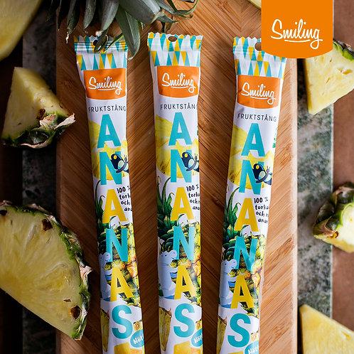 Fruktstång Ananas Hel låda (16 st)