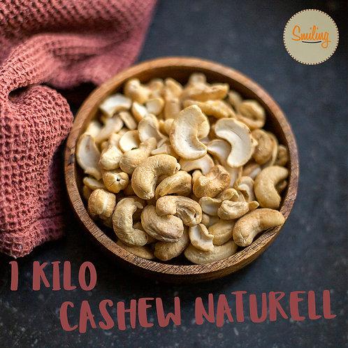 1 Kg Cashew naturell hela nötter (bulk)