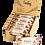 Thumbnail: Råbar Hel låda Peanut passion (12 st)