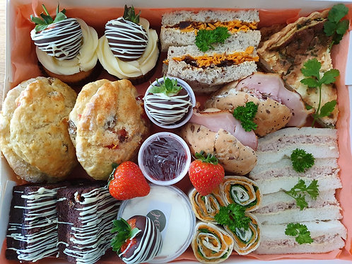 Afternoon tea     *Price per person*