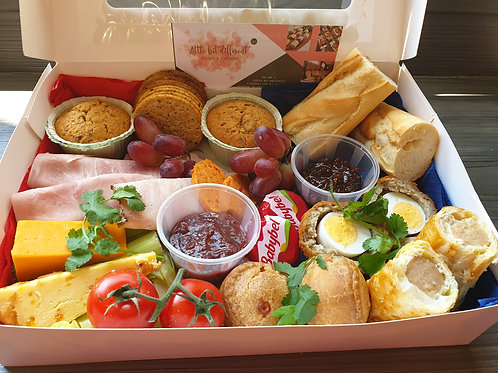 Ploughman's Afternoon Tea *Price per person*