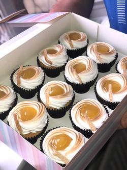 meringue cupcakes