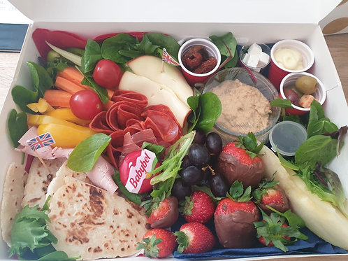 Mediterranean Platter        *Price per box*
