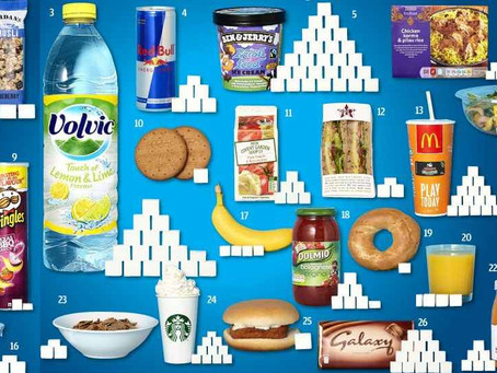 Here's How To Eat Less Sugar