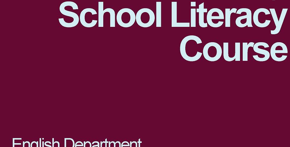 Ontario Secondary School Literacy Course