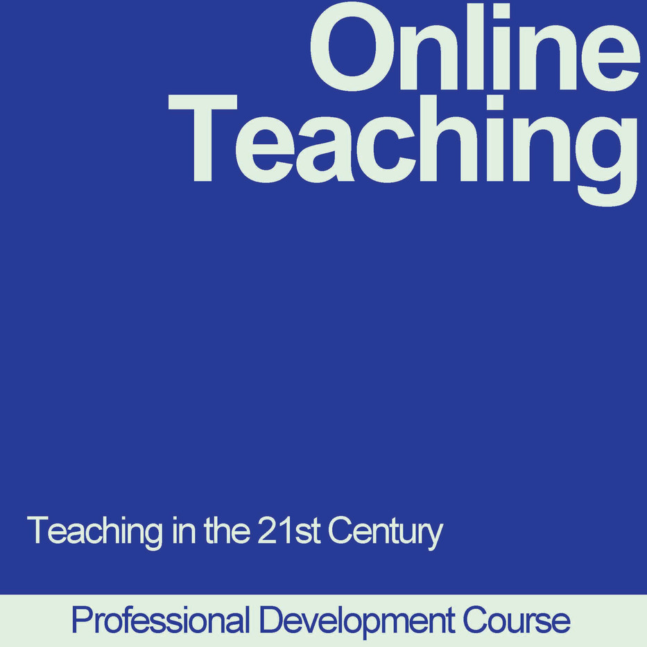Online Teaching Program
