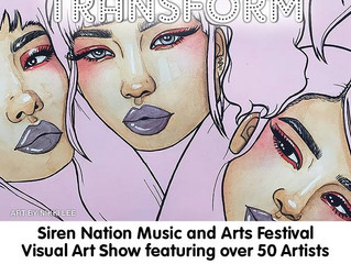 Siren Nation Art Show