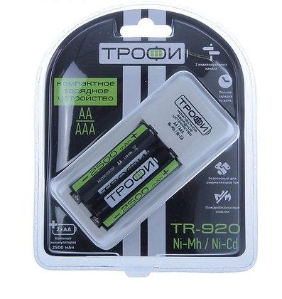 Зарядное устройство ТРОФИ TR-920