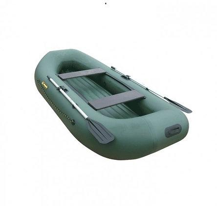 Лодка КОМПАКТ-295 зеленая